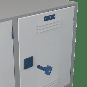 Locker Parts & Accessories