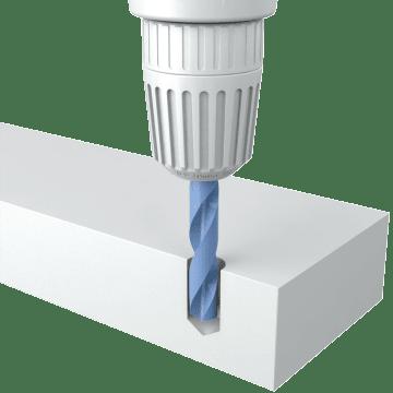 Maintenance-Length Drill Bits