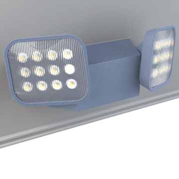 Emergency Light Fixtures