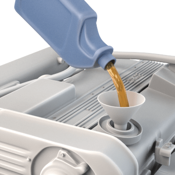 Engine Oils & Transmission Fluids