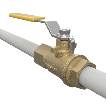 Manual Commercial Metal Ball Valves