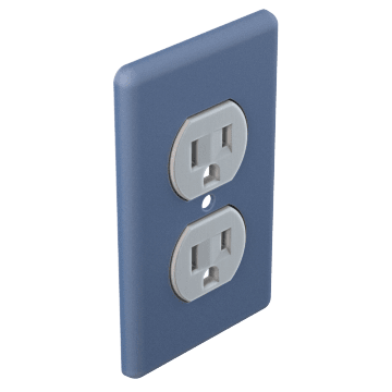 Duplex Outlet Wall Plates