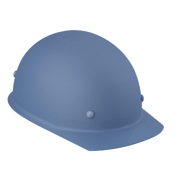Hard Hats with Front Brim for High Heat