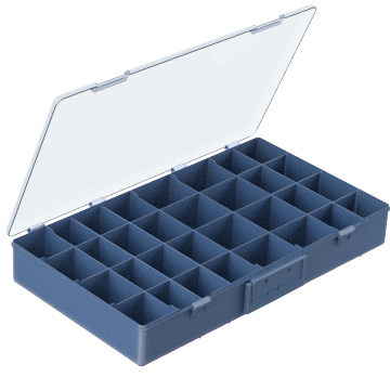 8 to 32 Compartments