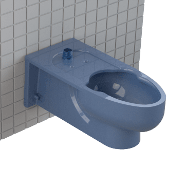 For Tankless Wall Mount Toilets