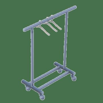 Garment Racks for Short-Term Use