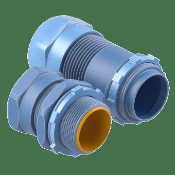 Rain- & Concrete-Tight Compression Connectors