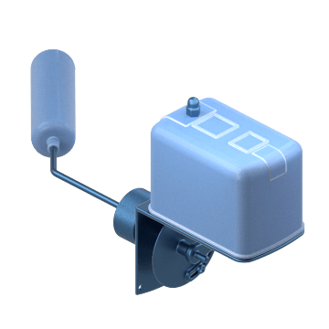 Closed-Tank Float Switches