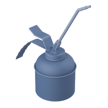 Pump Oil Cans