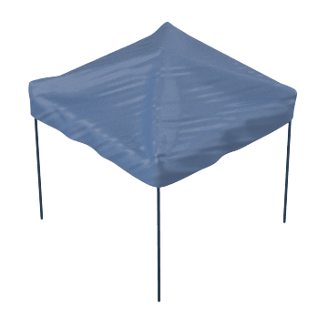 Pop-Up Tops for Instant Protection
