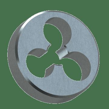 Round Adjustable General Purpose Carbon Steel