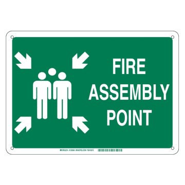Evacuation Assembly Point