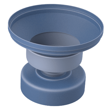 Drain Bowl Funnel Adapters