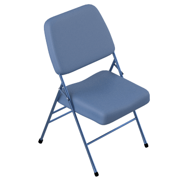 Easy-Open Folding Chairs
