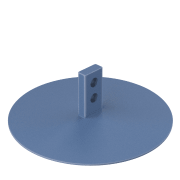 Lightweight Portable Base