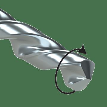 Left-Hand High Speed Steel