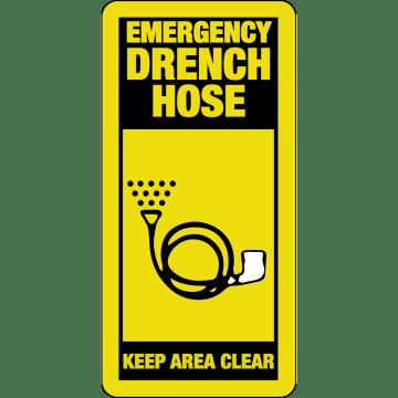Emergency Drench Hose