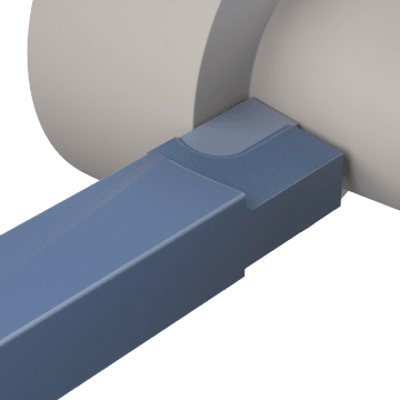 Square Shoulder Turning AR & AL Style