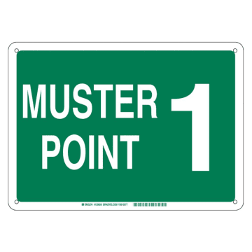 Muster Point 1