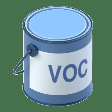 VOC-Free Enamels
