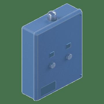Alternating Duplex Control Panel