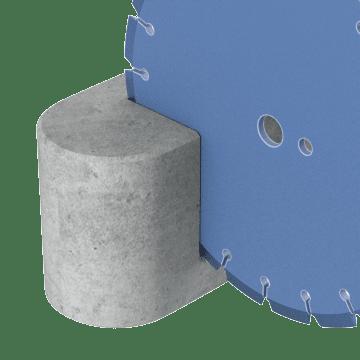 Diamond Saw Blades for Concrete & Masonry