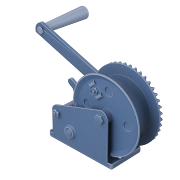 Fast-Reeling Spur Gear for Pulling