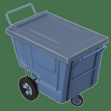 3-Wheel with Handle