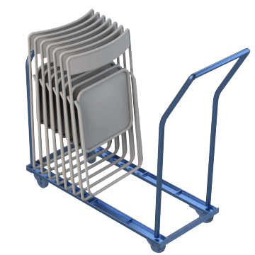 Carts for Folding or Stacking Chairs