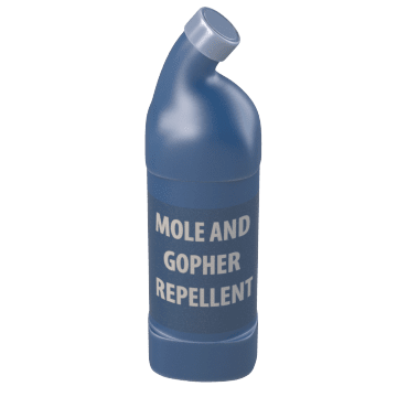 For Moles & Gophers