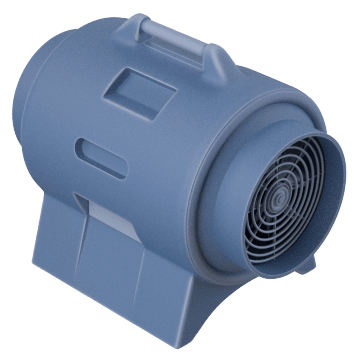 Axial Fans for Hazardous Locations
