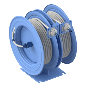 Combination Cord & Hose Reels