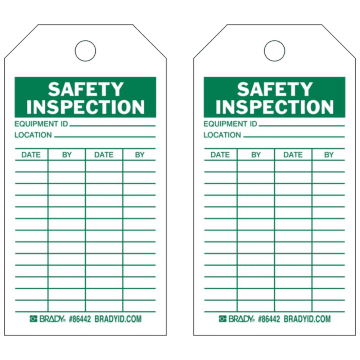 Safety Inspection