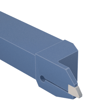 Tool Holders for 1-Edge Parting & Grooving Inserts