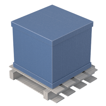 Bulk Shipping Containers