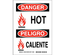 Bilingual Danger Hot