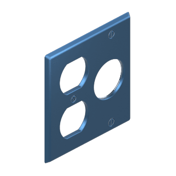 Single & Duplex Outlet Plates