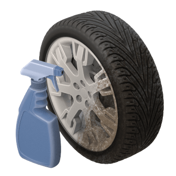 Wheel & Tire Cleaners