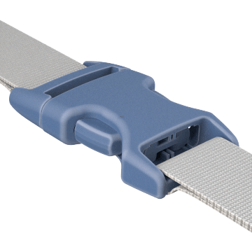 Side-Squeeze Buckles