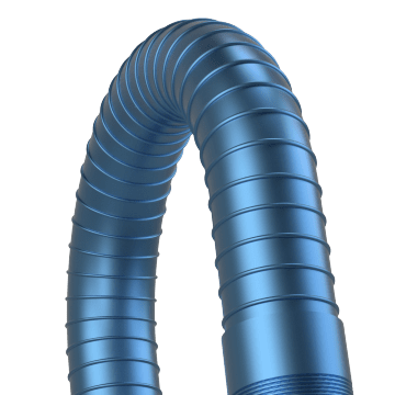 High-Temperature Metal Hose for Air