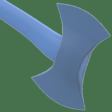 Double-Blade Axes