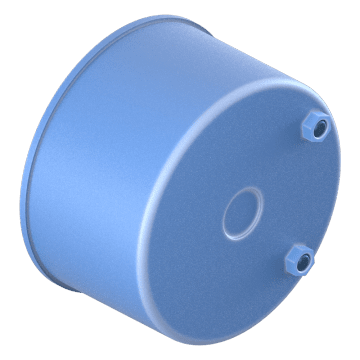 End-Mount C-Face Magnetic Disc Brakes
