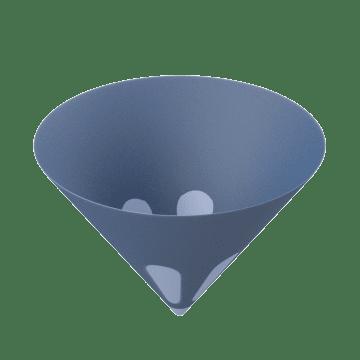 Disposable Filter Cones