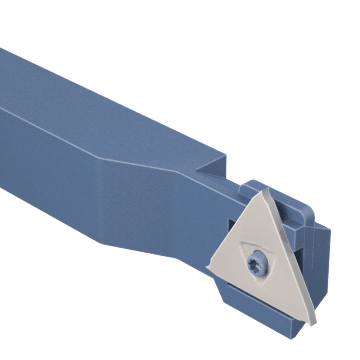 Tool Holders for 3-Edge Parting & Turning Inserts