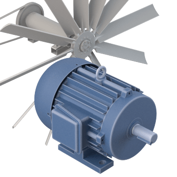 General Purpose Severe Duty Motors