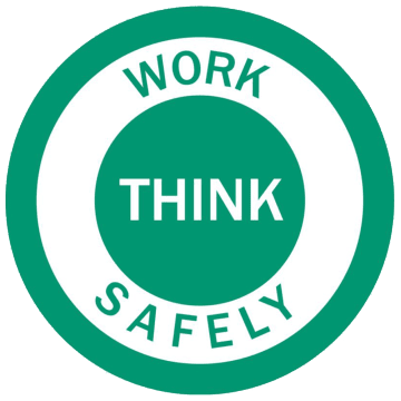 Work Safely Think