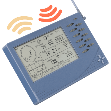 Weather Station Receivers & Transmitters