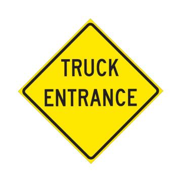 Truck Entrance