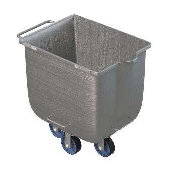 Corrosion-Resistant V-Edge