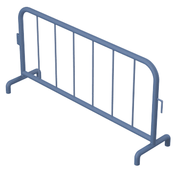 Interlocking Barricades